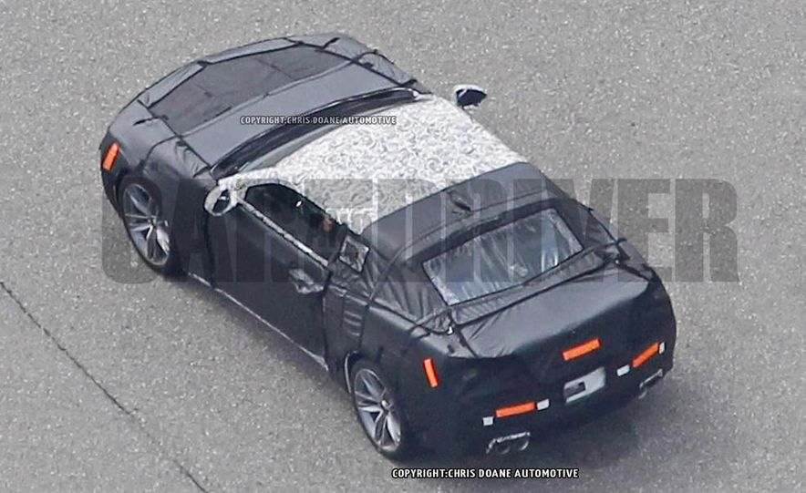 2016 Chevrolet Camaro (spy photo) - Slide 15