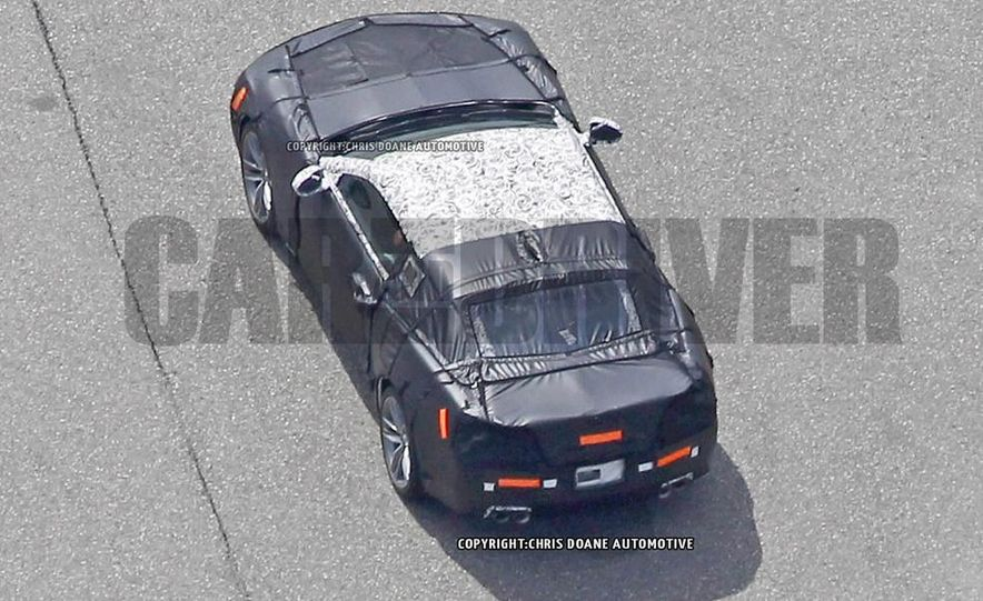 2016 Chevrolet Camaro (spy photo) - Slide 16