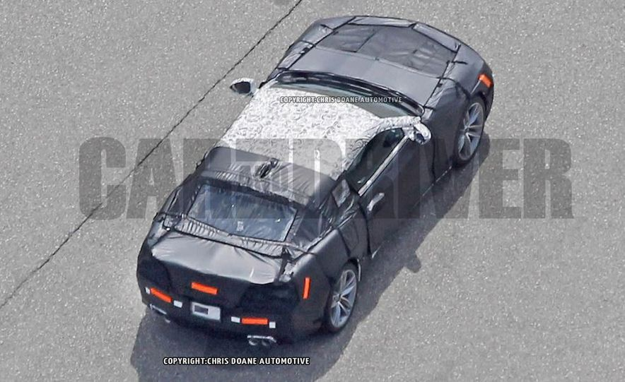 2016 Chevrolet Camaro (spy photo) - Slide 17