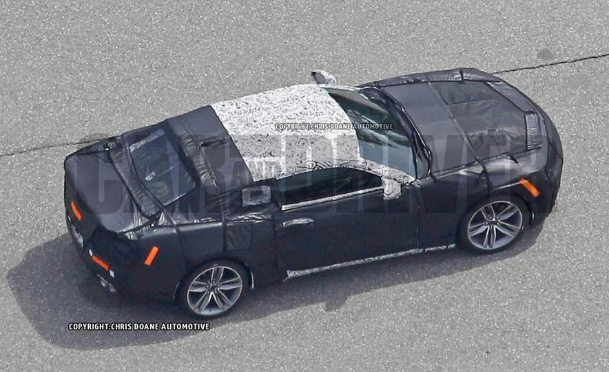 2016 Chevrolet Camaro (spy photo) - Slide 18