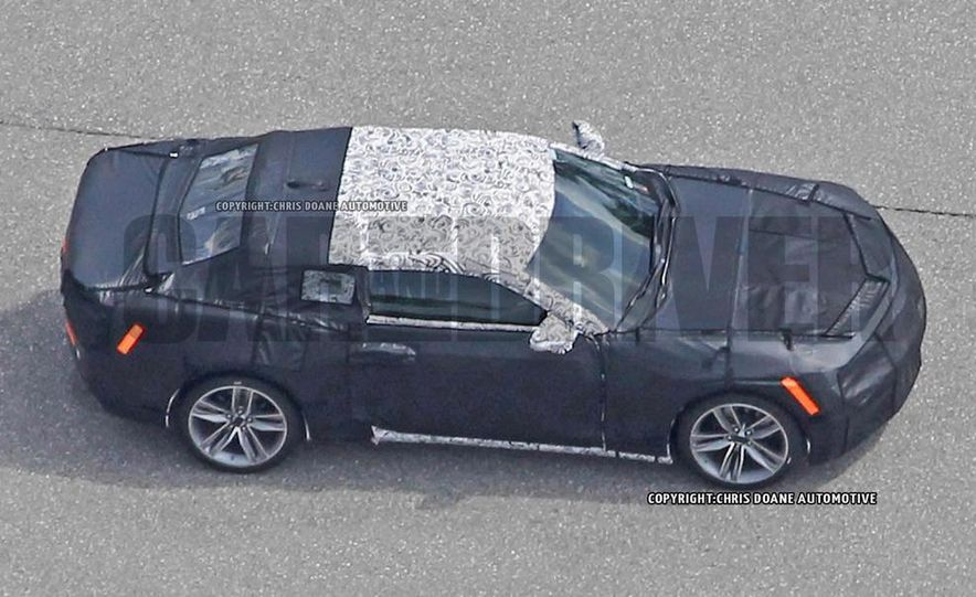2016 Chevrolet Camaro (spy photo) - Slide 19