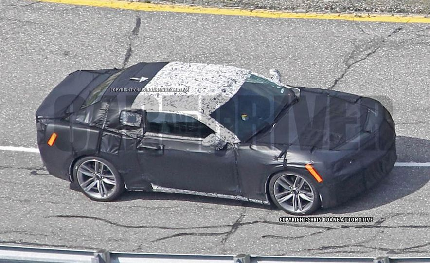 2016 Chevrolet Camaro (spy photo) - Slide 20