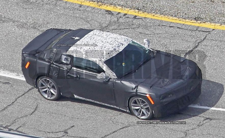 2016 Chevrolet Camaro (spy photo) - Slide 21