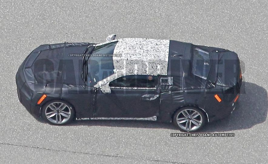 2016 Chevrolet Camaro (spy photo) - Slide 29