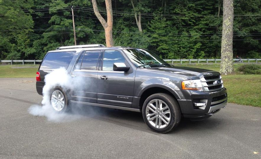 2015 Ford Expedition EL Platinum - Slide 2