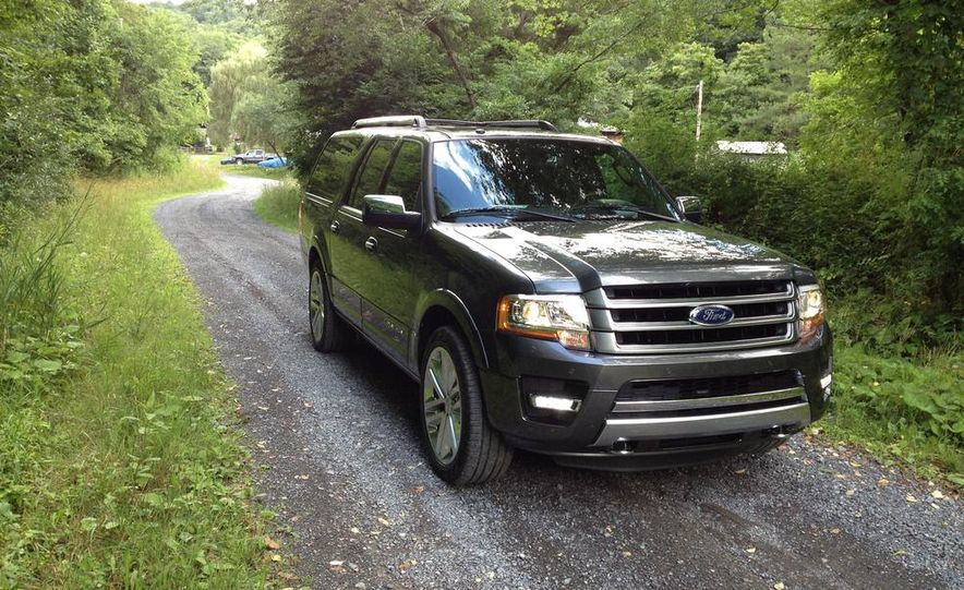 2015 Ford Expedition EL Platinum - Slide 6