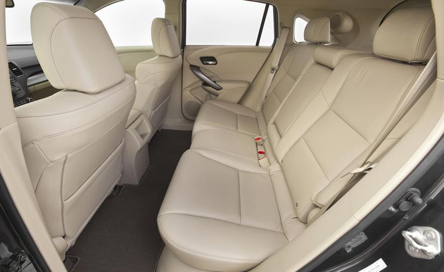 2015 Acura ILX - Slide 26