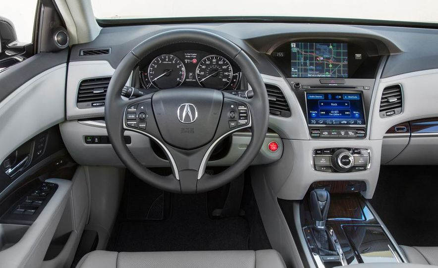 2015 Acura ILX - Slide 31