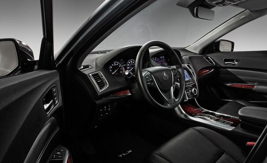 2015 Acura ILX - Slide 36