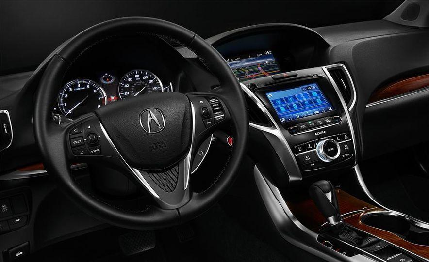 2015 Acura ILX - Slide 37