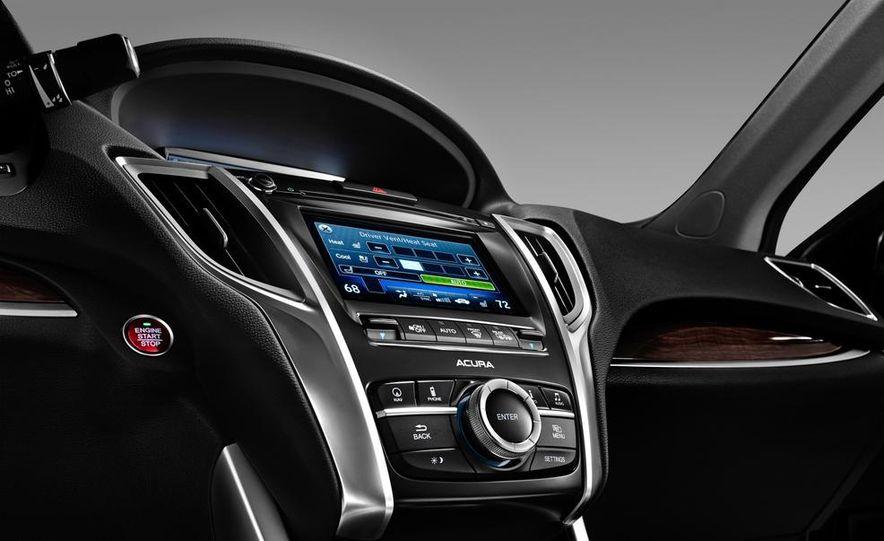 2015 Acura ILX - Slide 38