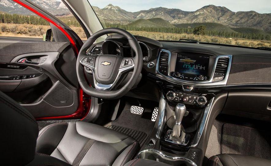 2015 Chevrolet Camaro RS - Slide 57