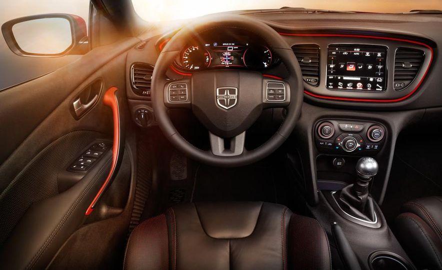 2015 Dodge Challenger SRT Hellcat - Slide 20