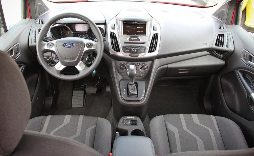 2015 Ford C-MAX hybrid - Slide 97
