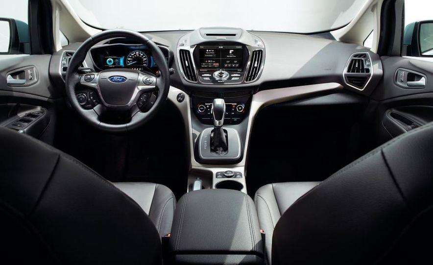 2015 Ford C-MAX hybrid - Slide 4