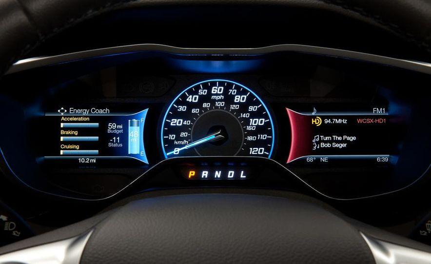 2015 Ford C-MAX hybrid - Slide 55