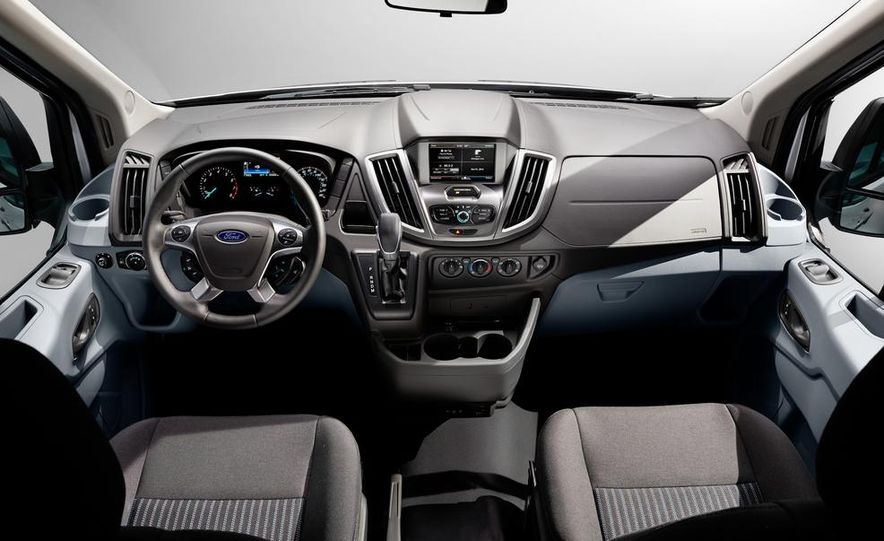 2015 Ford C-MAX hybrid - Slide 93