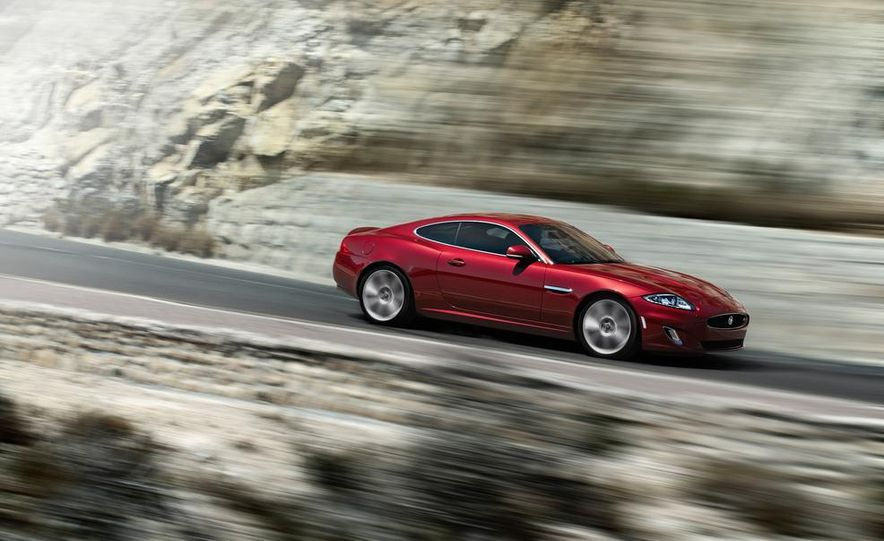 2015 Jaguar F-type R coupe - Slide 37