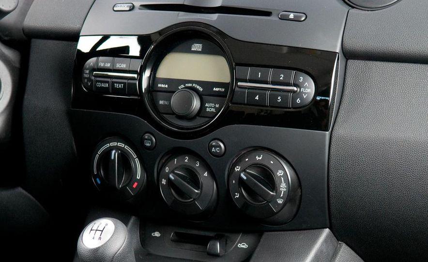 2013 Mazda 2 model shown - Slide 5