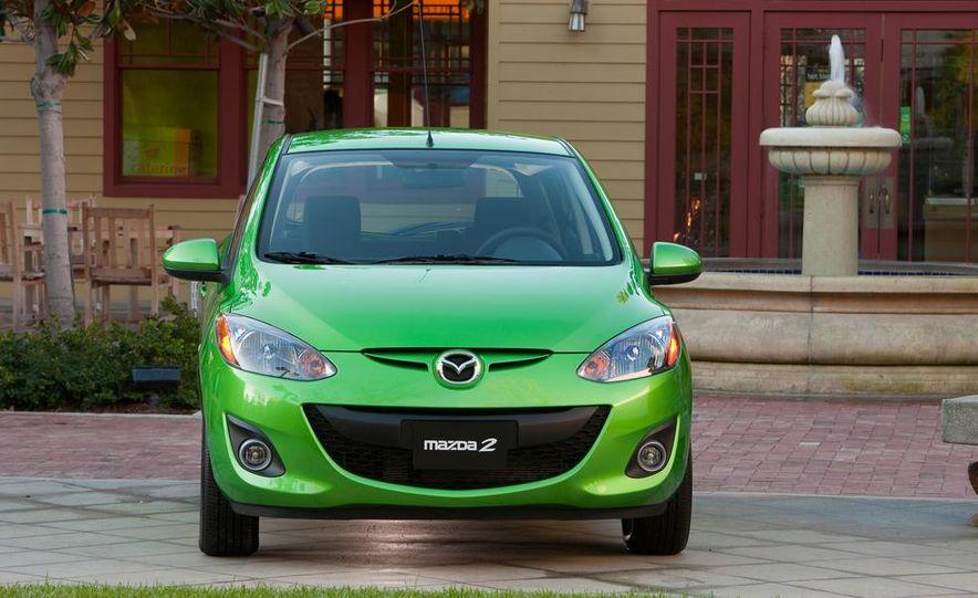 2013 Mazda 2 model shown - Slide 4