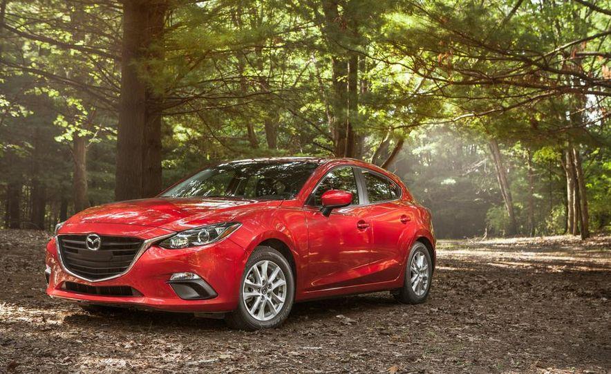 2013 Mazda 2 model shown - Slide 10