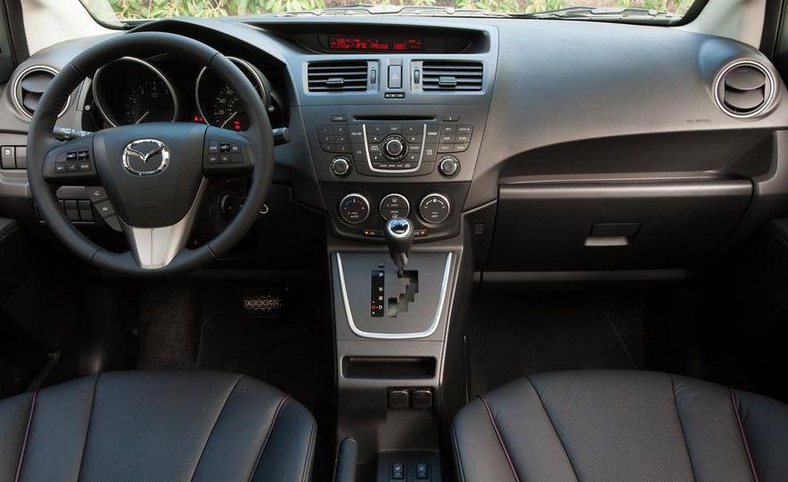 2013 Mazda 2 model shown - Slide 16