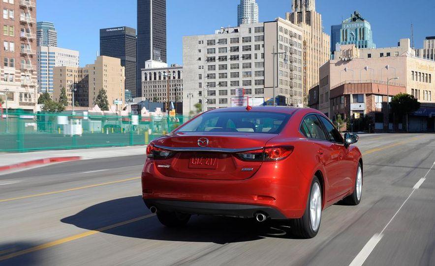 2013 Mazda 2 model shown - Slide 20