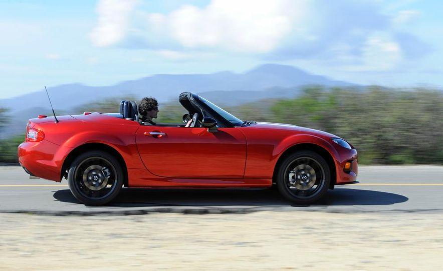 2013 Mazda 2 model shown - Slide 35