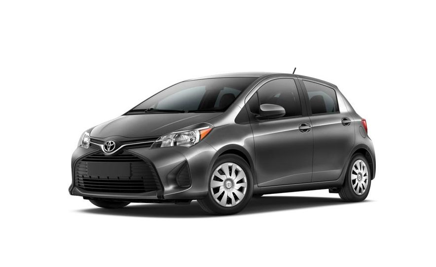 2015 Toyota Yaris - Slide 10