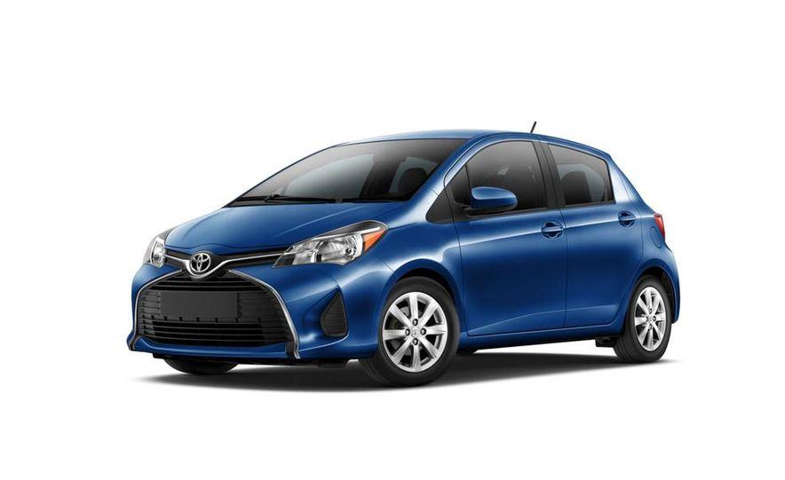 2015 Toyota Yaris - Slide 11