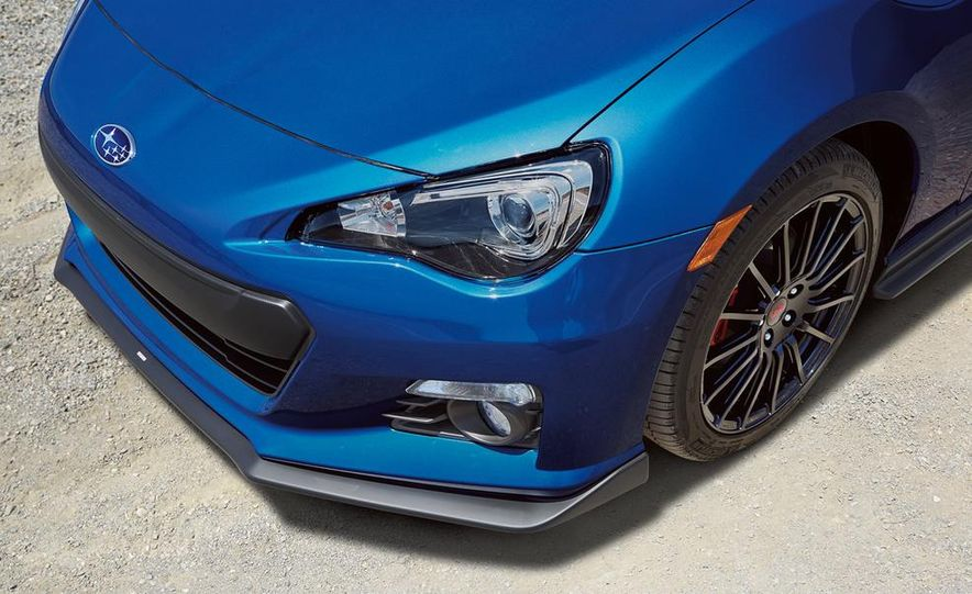 2015 Subaru BRZ Series.Blue Limited Edition - Slide 2