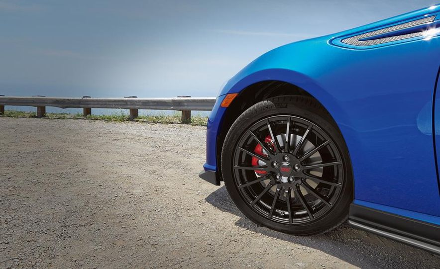 2015 Subaru BRZ Series.Blue Limited Edition - Slide 3