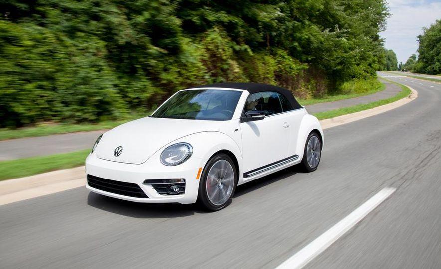 2014 Volkswagen Beetle GSR model shown - Slide 6