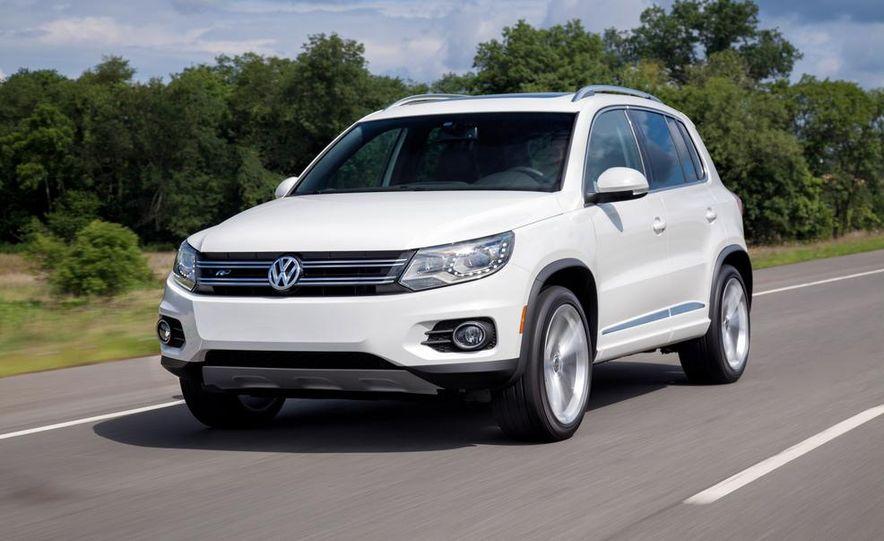 2014 Volkswagen Beetle GSR model shown - Slide 44