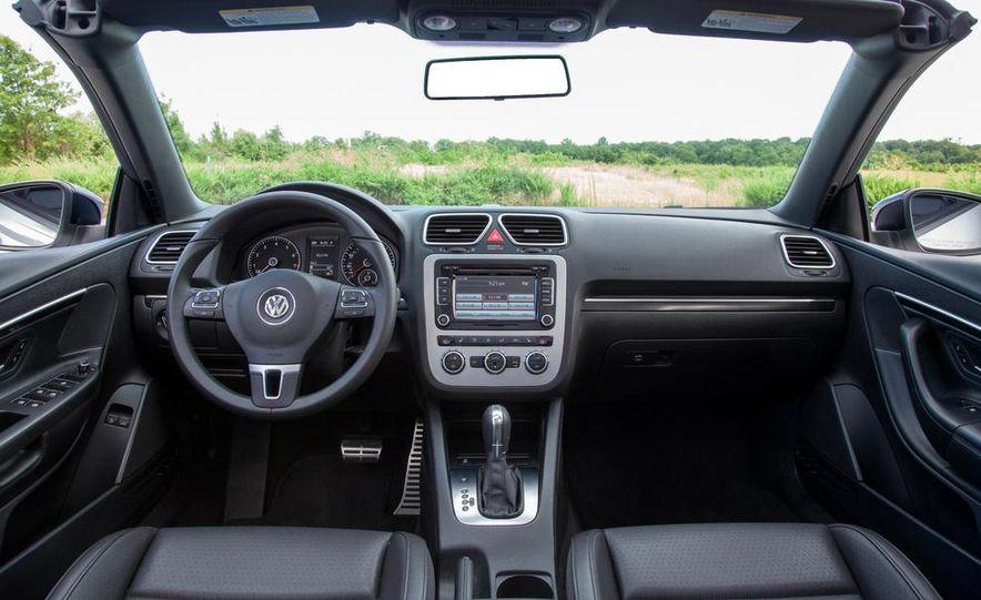 2014 Volkswagen Beetle GSR model shown - Slide 19