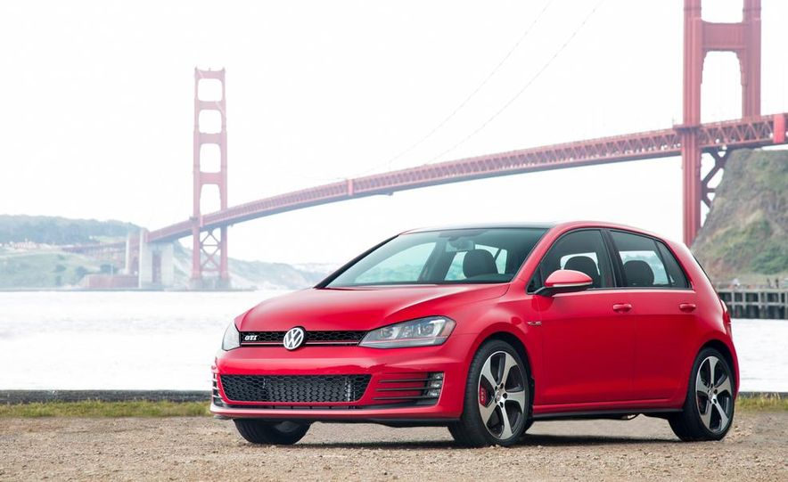 2014 Volkswagen Beetle GSR model shown - Slide 20