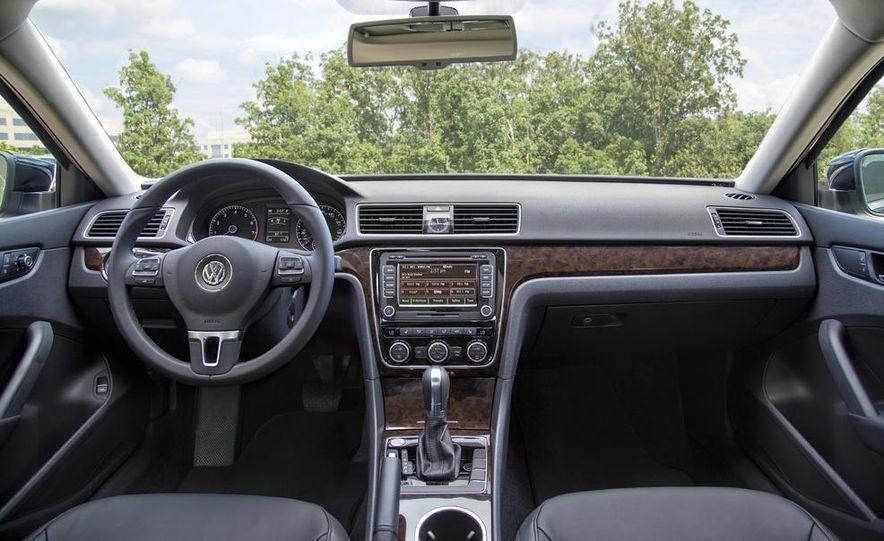 2014 Volkswagen Beetle GSR model shown - Slide 43