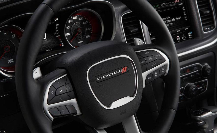 2015 Dodge Charger SRT Hellcat (spy photo) - Slide 59