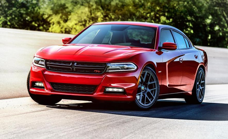 2015 Dodge Charger SRT Hellcat (spy photo) - Slide 18