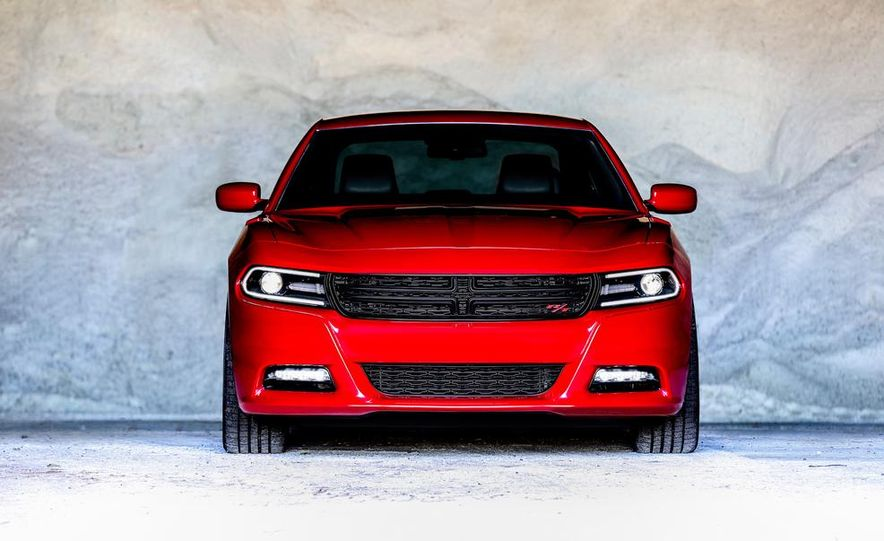 2015 Dodge Charger SRT Hellcat (spy photo) - Slide 20