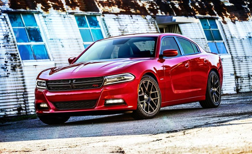2015 Dodge Charger SRT Hellcat (spy photo) - Slide 21