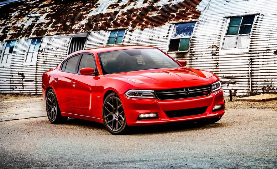 2015 Dodge Charger SRT Hellcat (spy photo) - Slide 22
