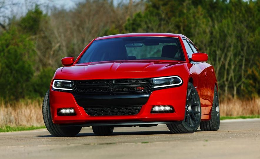 2015 Dodge Charger SRT Hellcat (spy photo) - Slide 33
