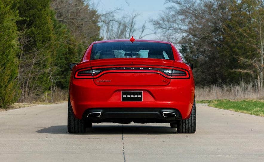 2015 Dodge Charger SRT Hellcat (spy photo) - Slide 34
