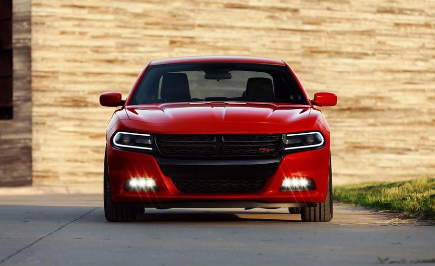 2015 Dodge Charger SRT Hellcat (spy photo) - Slide 39