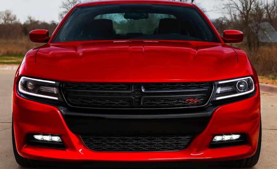 2015 Dodge Charger SRT Hellcat (spy photo) - Slide 44