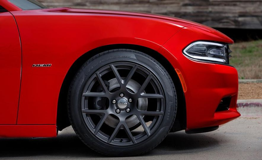 2015 Dodge Charger SRT Hellcat (spy photo) - Slide 45