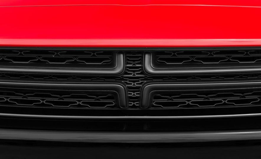 2015 Dodge Charger SRT Hellcat (spy photo) - Slide 52