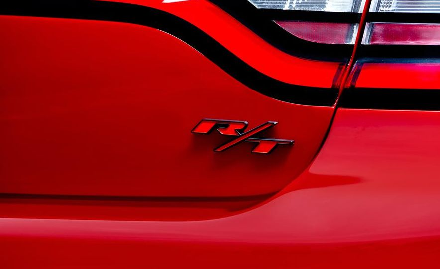 2015 Dodge Charger SRT Hellcat (spy photo) - Slide 55