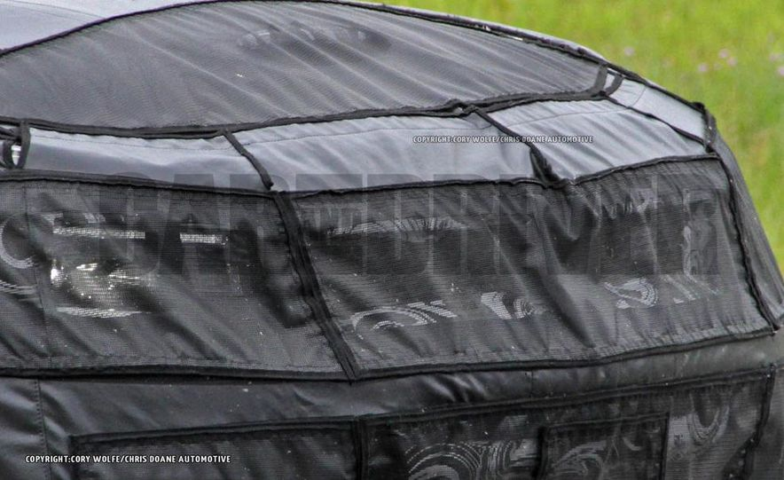 2015 Dodge Charger SRT Hellcat (spy photo) - Slide 14